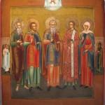 Assemblée de Saints protecteurs (réservée)