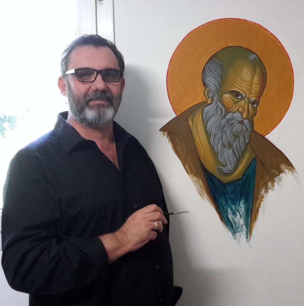 JP peinture murale