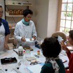 Cession été 2016 de l'atelier à Ploubalay